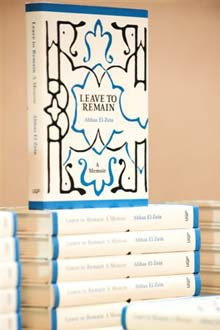 Leave to Remain: A Memoir